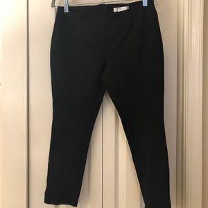Pants - Dress up Capris - Black